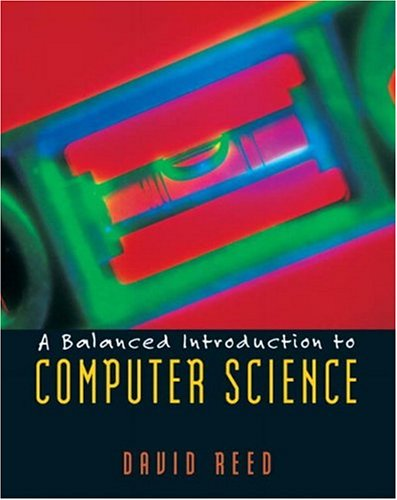 9780130467096: A Balanced Introduction to Computer Science