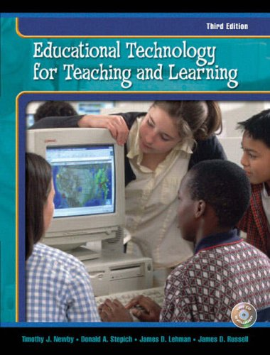 9780130467140: Educational Technology for Teaching and Learning