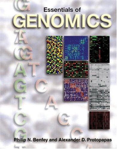 9780130470195: Genomics