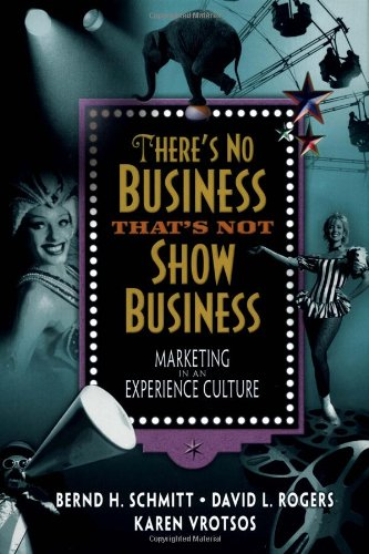 9780130471192: There's No Business That's Not Show Business: Marketing in an Experience Culture