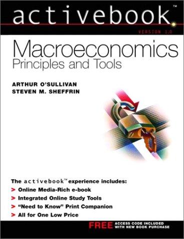 9780130471314: ActiveBook, Macroeconomics (3rd Edition)
