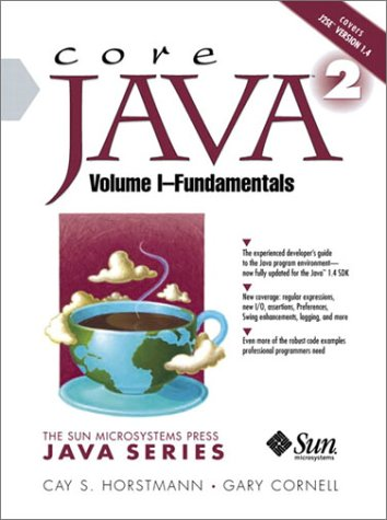 9780130471772: Core Java 2, Volume I: Fundamentals (6th Edition)