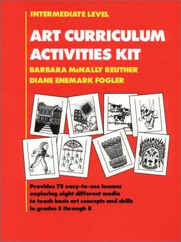 9780130471840: Art Curriculum Activities Kits: Intermediate Level