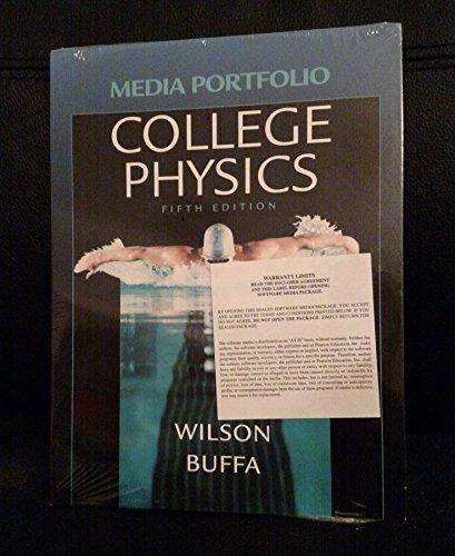 9780130471901: COLLEGE PHYSICS Fifth Edition Media Portfolio