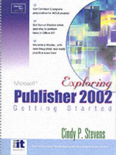 9780130472120: Getting Started with Publisher 2002