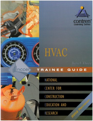 HVAC Level 3 Trainee Guide, Paperback (2nd: NCCER