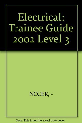 9780130472236: Electrical Level 3: Trainee Guide 2002
