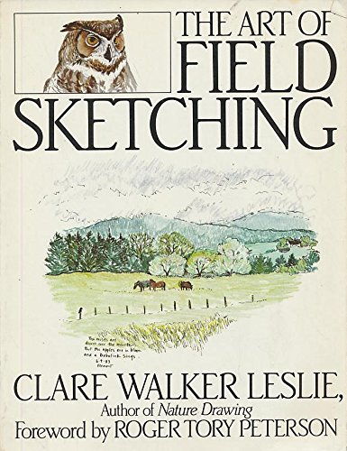 9780130473585: The Art of Field Sketching