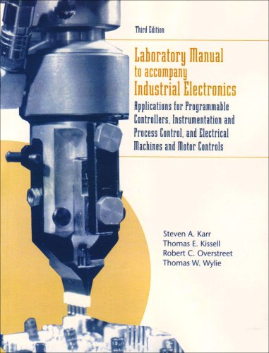9780130474278: Industrial Electronics: Lab Manual