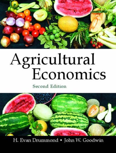 9780130474520: Agricultural Economics (2nd Edition)