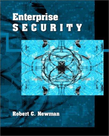 9780130474582: Enterprise Security