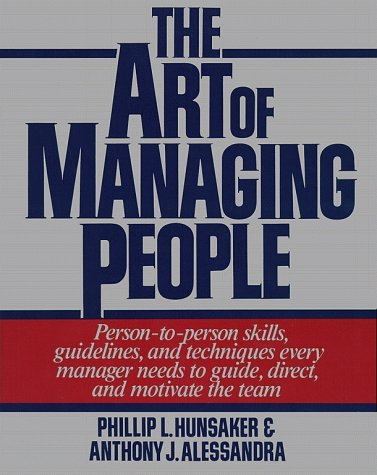 9780130474728: Art of Managing People (A Spectrum book)
