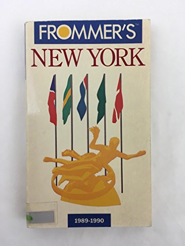 New York (Frommer's City Guides): McDonald, George