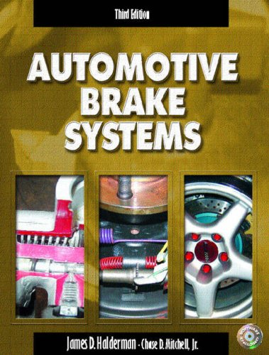 9780130475077: Automotive Brake Systems
