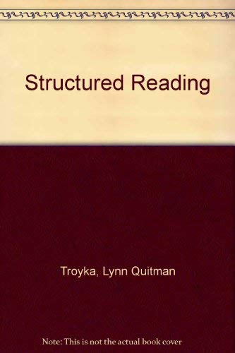 9780130475121: Structured Reading