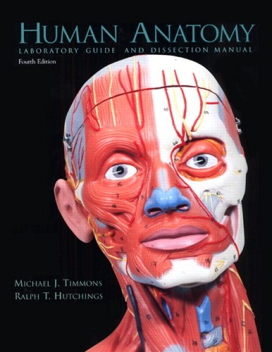 9780130475473: Human Anatomy: Laboratory Guide and Dissection Manual, 4th Edition