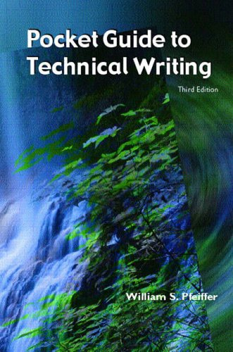 9780130476111: A Pocket Guide to Technical Writing