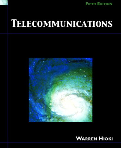 9780130476135: Telecommunications (5th Edition)
