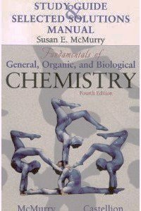 9780130477071: Study Guide & Selected Solutions Manual [to accompany] Fundamentals of General, Organic, and Biological Chemistry