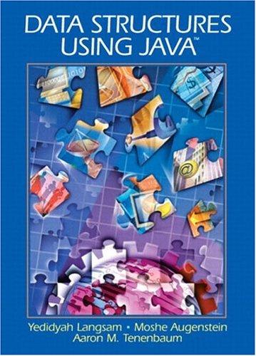 DATA STRUCTURE USING JAVA 2003: LANGSAM