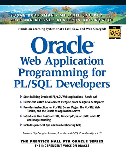 9780130477316: Oracle Web Application Programming for PL/SQL Developers