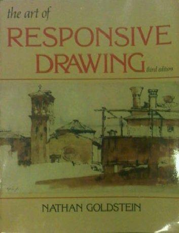 9780130477385: art of Responsive Drawing