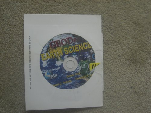9780130477897: Geode: Earth Science (CD-ROM)