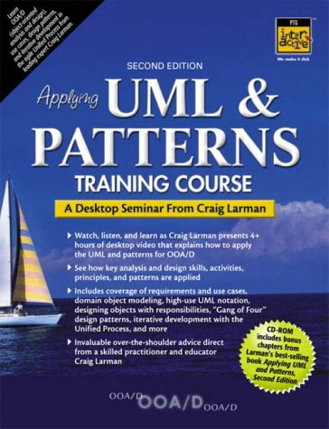 9780130479501: Applying UML and Patterns Training Course: A Desktop Seminar from Craig Larman (2nd Edition)