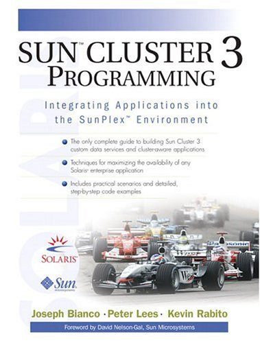 9780130479754: Sun™ Cluster 3 Programming: Integrating Applications into the SunPlex™ Environment