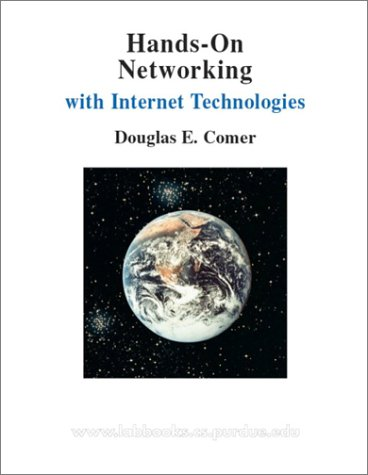 9780130480033: Hands-On Networking with Internet Technologies