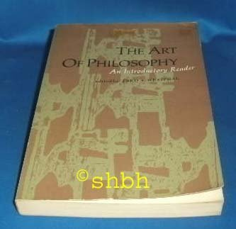 The art of philosophy;: An introductory reader: Westphal, Fred A
