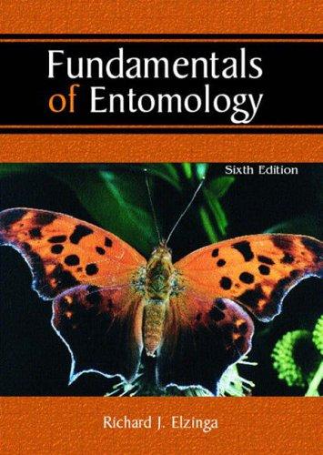 9780130480309: Fundamentals of Entomology