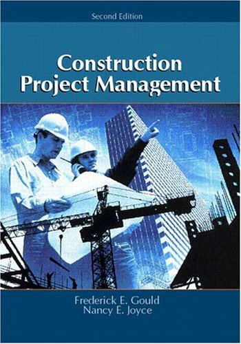 9780130480545: Construction Project Management (2nd Edition)