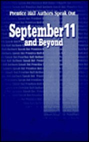 9780130480637: September 11 and Beyond : Prentice Hall Authors Speak Out
