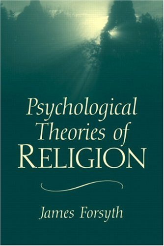 9780130480682: Psychological Theories of Religion