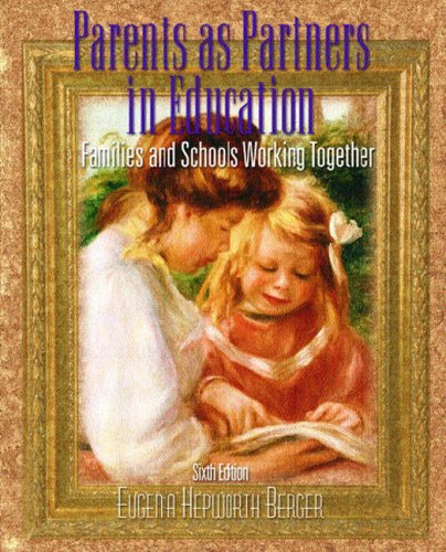 9780130481108: Parents as Partners in Education: Families and Schools Working Together