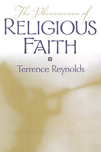 9780130481153: The Phenomenon of Religious Faith