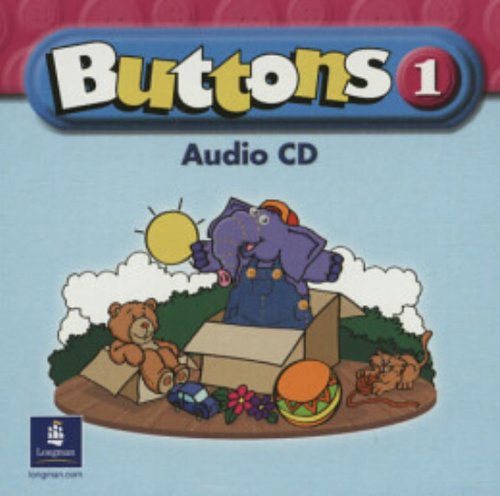 9780130481573: Buttons, Level 1: Pullout Packet and Student Book Audio CD (1)