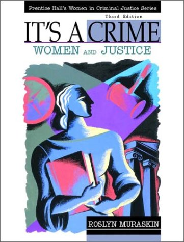 9780130482006: It's a Crime: Women and Justice