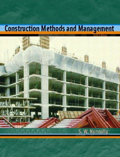 9780130482211: Construction Methods and Management