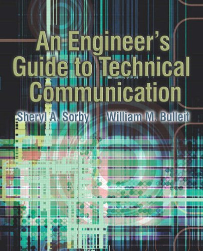 9780130482426: An Engineer's Guide to Technical Communication (Pearson Custom Business Skills)