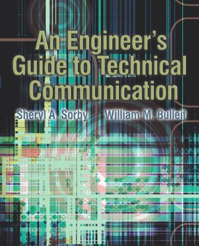 9780130482426: An Engineer's Guide to Technical Communication