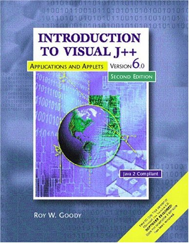 9780130482600: Introduction to Visual J++, Version 6.0 (2nd Edition)