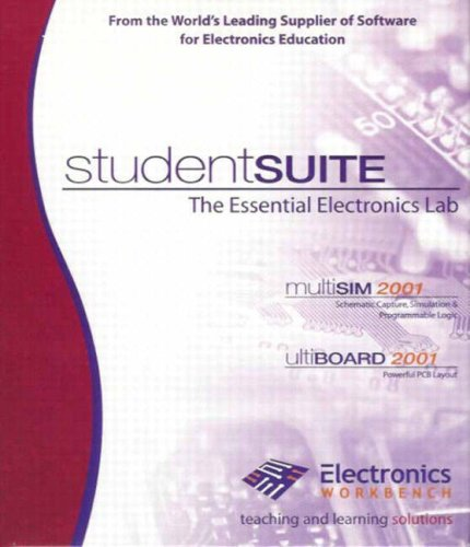 9780130483515: The Electronics Workbench Student Suite