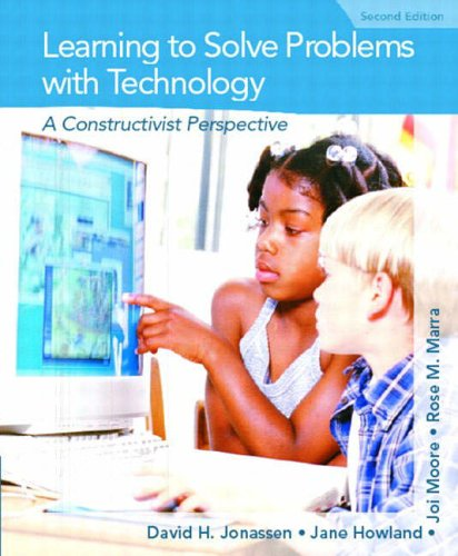 9780130484031: Learning to Solve Problems with Technology: A Constructivist Perspective