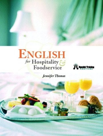 9780130484079: English for Hospitality and Foodservice