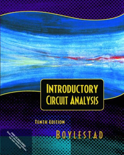 9780130484338: Introductory Circuit Analysis