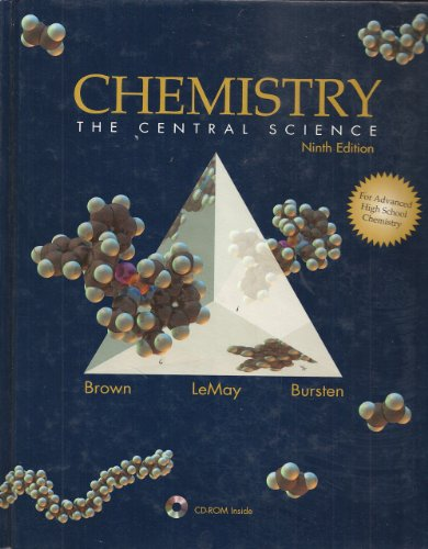 9780130484505: Chemistry: The Central Science