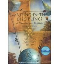 Writing in the Disciplines with APA Guidelines (4th Edition) (013048475X) by Kennedy, Mary Lynch; Kennedy, William J.; Smith, Hadley M.