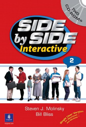 9780130484833: Side by Side: Interactive 2, without Civics/Lifeskills (2 CD-Roms)